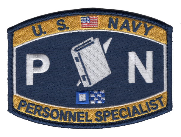 Personnel Specialist Rating Patch - PN