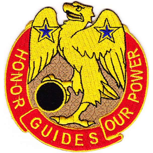 558th Field Artillery Group Patch