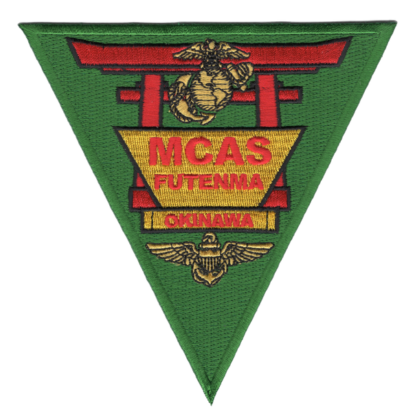 MCAS Air Station Futenma Okinawa Patch