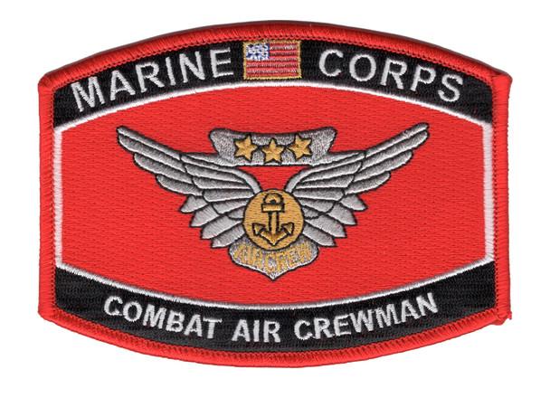 Marine MOS Badge Combat Air Crew Patch