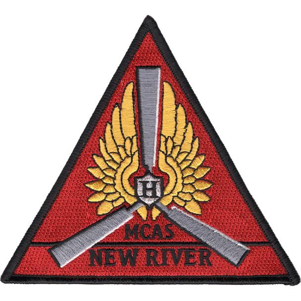 Marine Corps Air Station New River North Carolina Patch