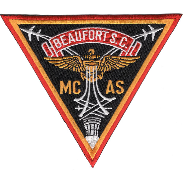 Marine Corps Air Station Beuafort South Carolina Patch