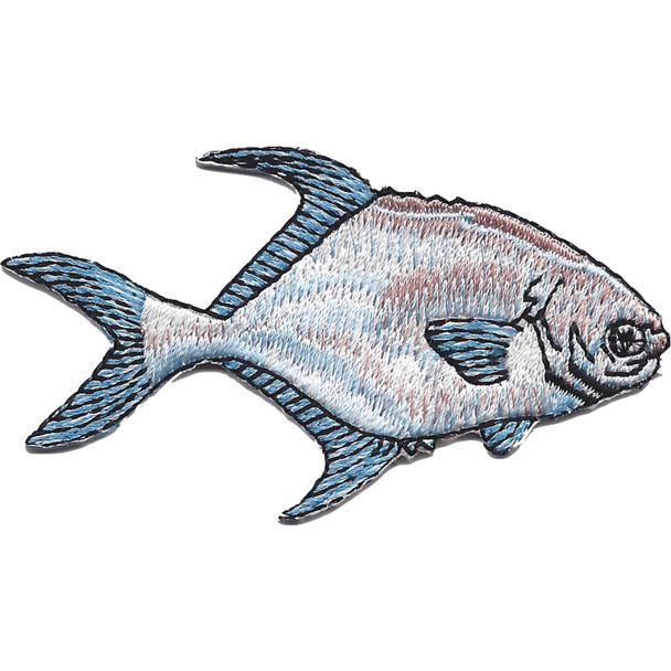 Permit Fish Patch