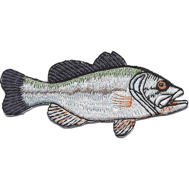 Largemouth Bass Patch