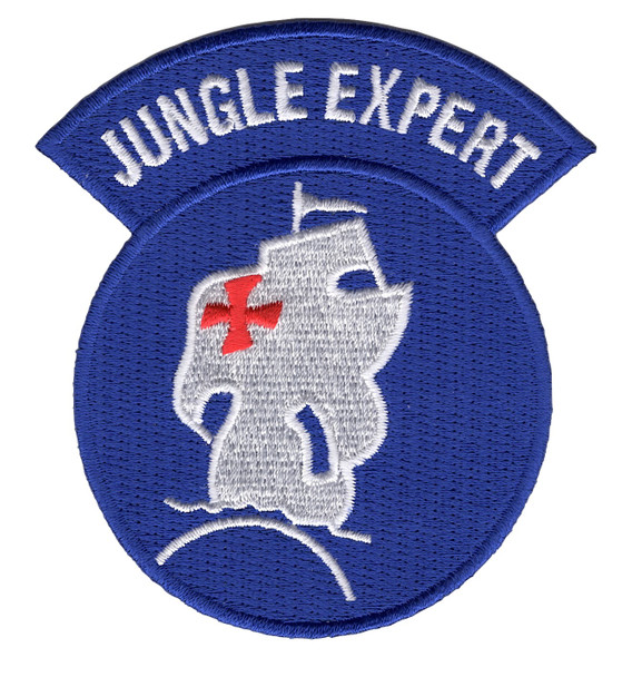 Jungle Expert Warfare Course Panama Patch