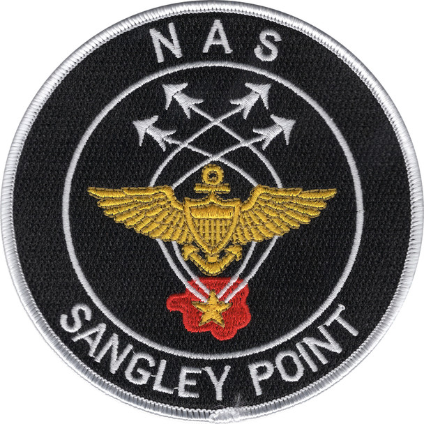 Naval Air Station Sangley Point Patch - Philippines