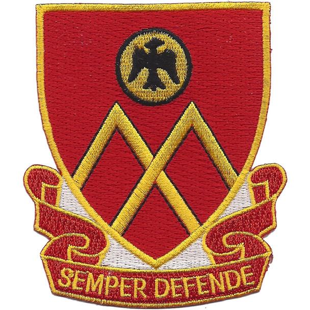 53rd Field Artillery Battalion Patch
