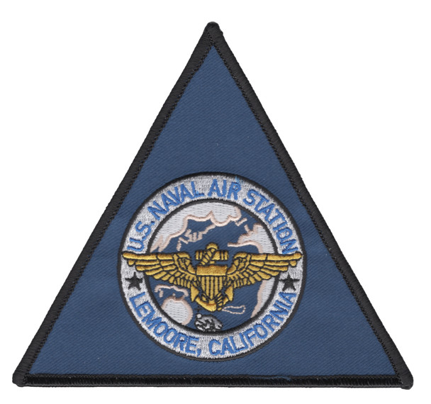 Naval Air Station Lemoore California Patch