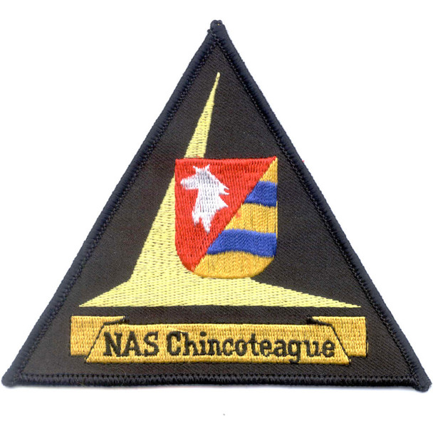 Naval Air Station Chincoteague Virginia Patch