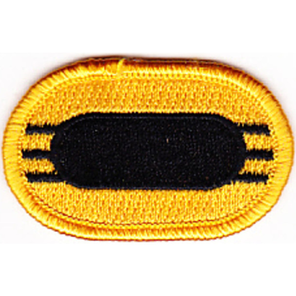 509th Airborne Infantry Regiment 3rd Battalion Patch Oval