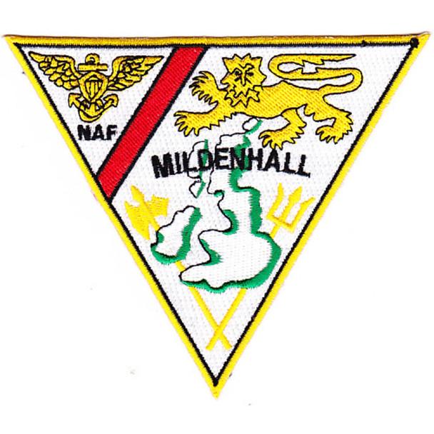 Naval Air Facility Mildenhall, United Kingdom