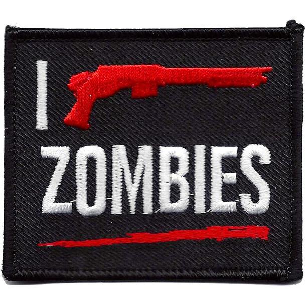 I Shotgun Zombies Patch