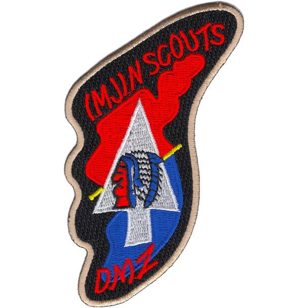 Imjin Scouts Patch DMZ