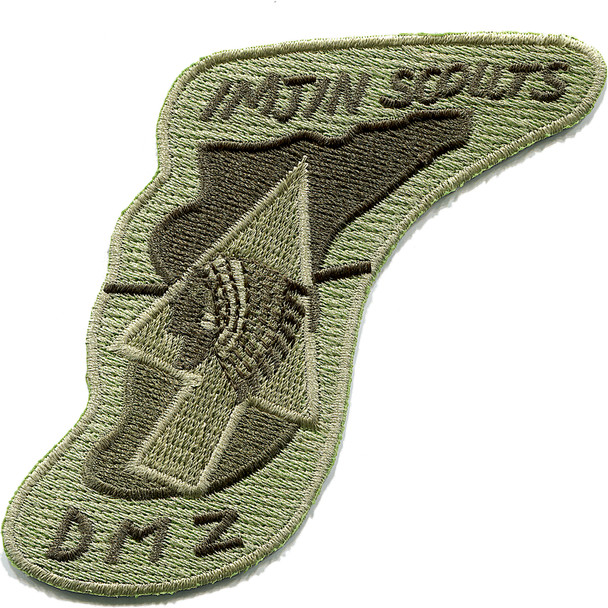 Imjin Scout DMZ Subdued Patch