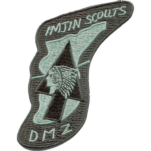Imjin Scout DMZ Dark Subdued Patch