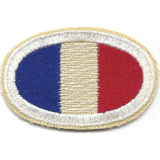 506th Airborne Infantry Regiment Patch Oval H Version