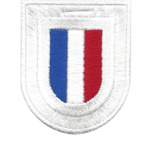 506th Airborne Infantry Regiment Battalion Patch Flash FH Version