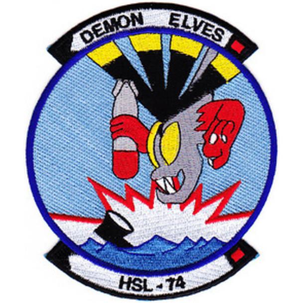 HSL-74 Patch Demon Elves