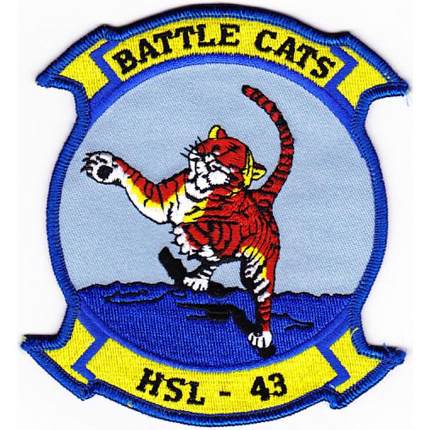HSL-43 Patch Battle Cats
