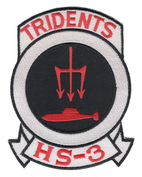 HS-3 Patch Tridents