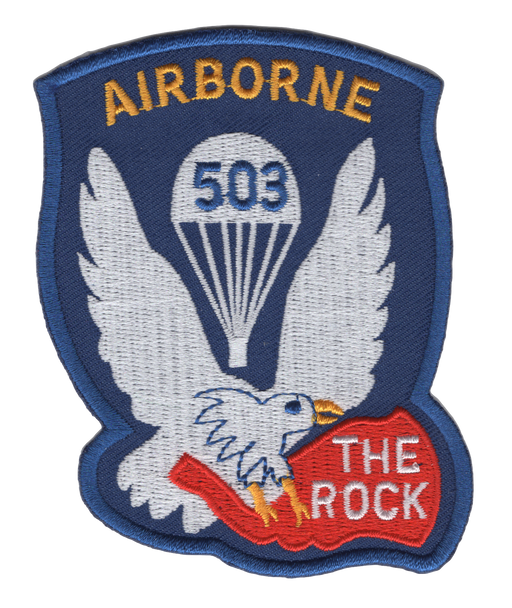 503rd Airborne Infantry Regiment Patch