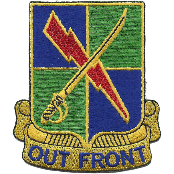 501st Military Intelligence Battalion Patch
