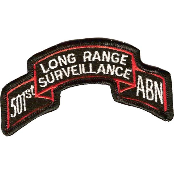 501st Airborne Infantry Regt Long Range  Patch