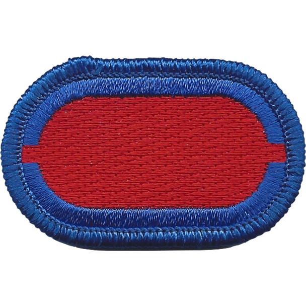 501st Airborne Infantry Regiment 1st Battalion Oval Patch