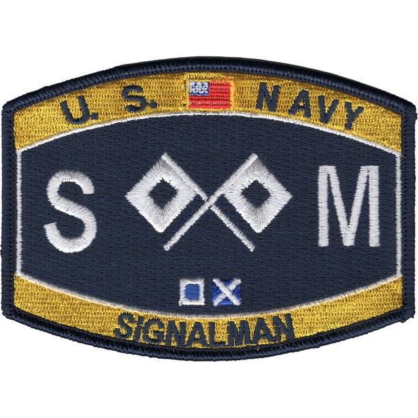 Deck Signalman Rating Patch