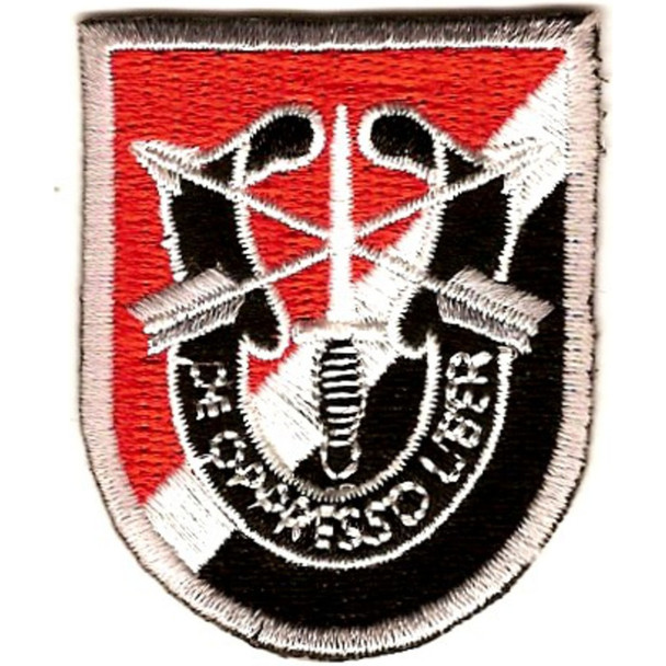 6th Special Forces Group Flash Patch With Crest