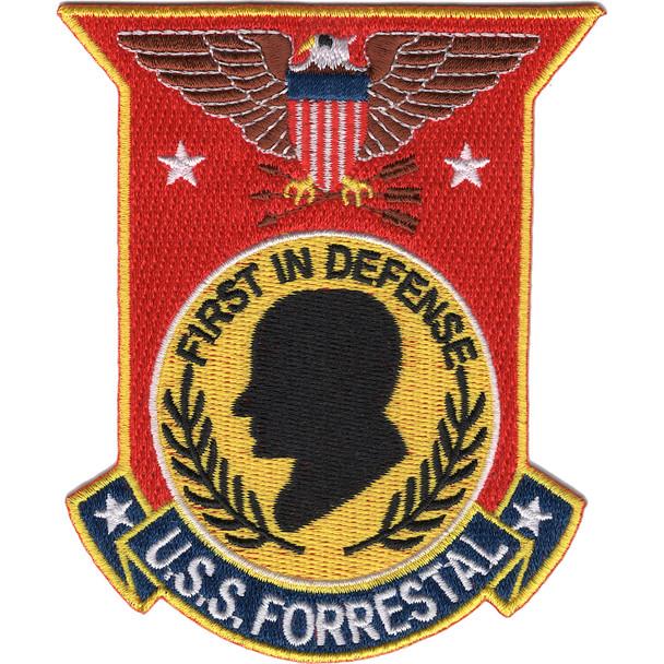 CVA-59 USS Forrestal Patch