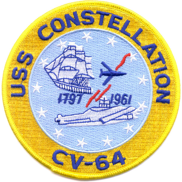 CV-64 USS Constellation Patch