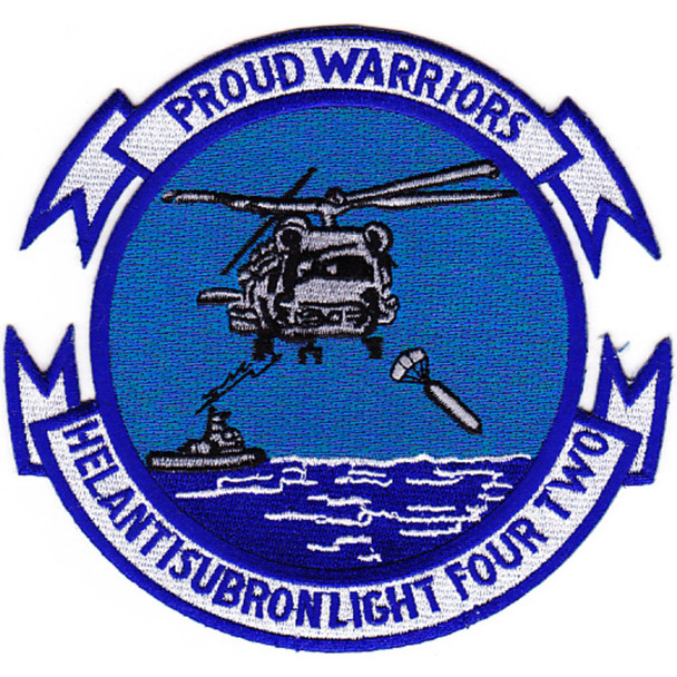 HELANTISUBRONLIGHT Four Two Patch