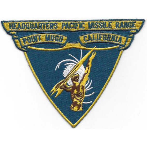 Headquarters Pacific Missile Range Point Mugu California Patch