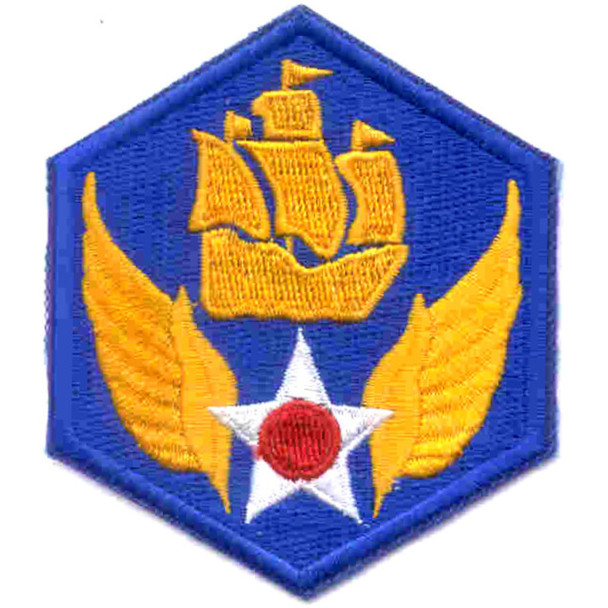 6th Air Force Shoulder Patch