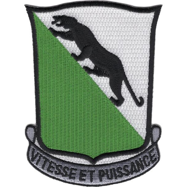 69th Armor Regiment Patch