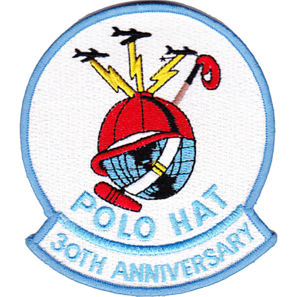 Com Command Inspector General 30th Anniversary Patch Hook And Loop