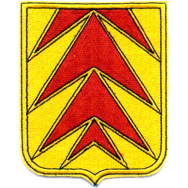 681st Airborne Glider Field Artillery Battalion Patch
