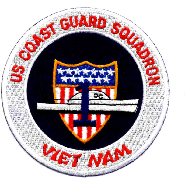 CGRON-1 Squadron One Patch Vietnam