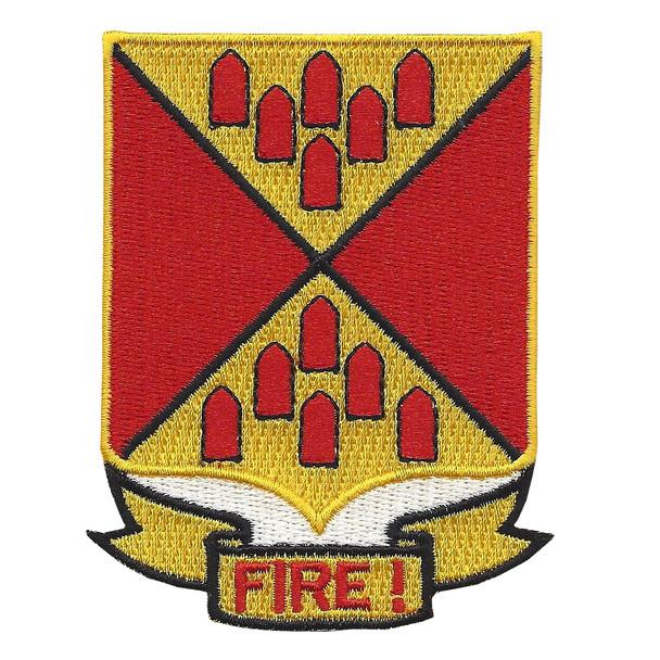 6th Field Artillery Battalion Patch