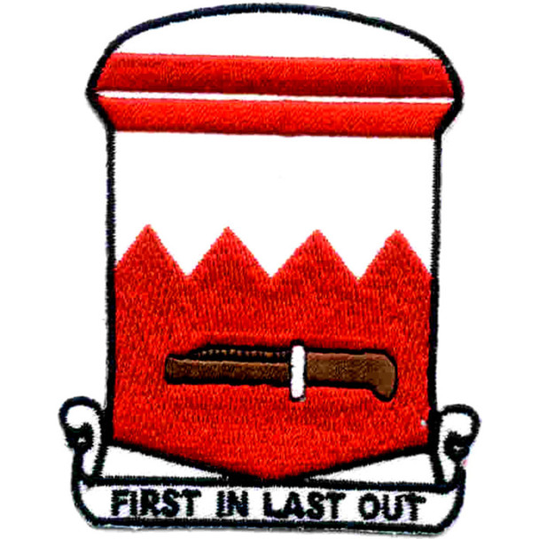 65th Engineer Battalion Patch