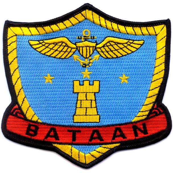 CVL-29 USS Bataan Patch