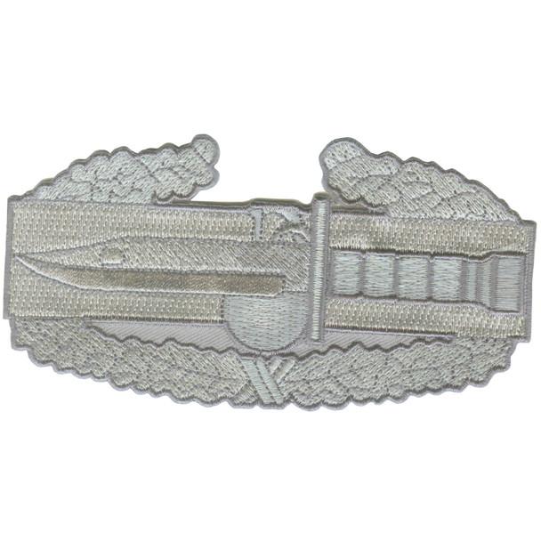 Combat Action Badge Back Patch Large