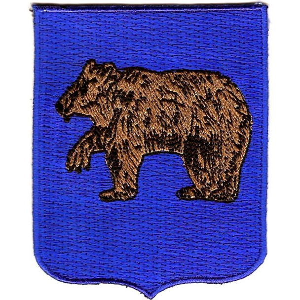 62nd Infantry Regiment Patch