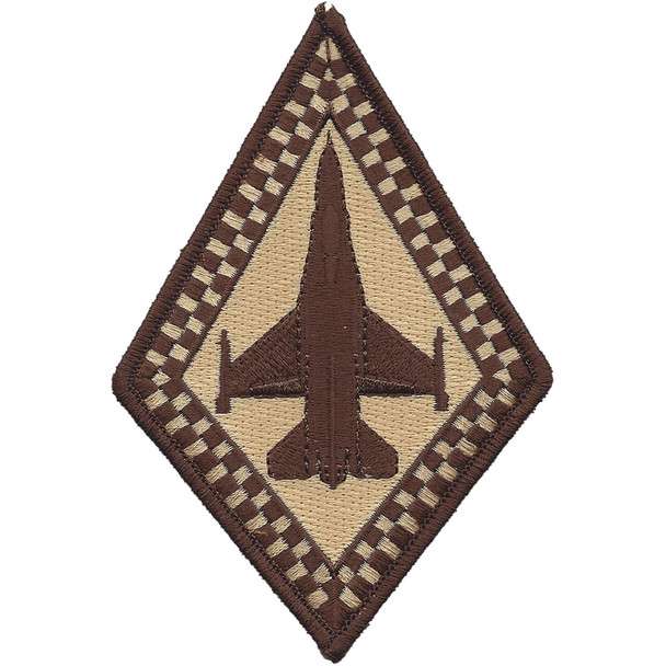 93rd Fighter Squadron Desert Diamond Patch
