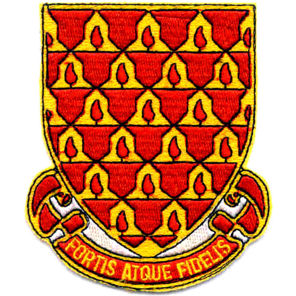 925th Airborne Field Artillery Battalion Patch