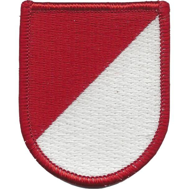 91st Cavalry Regiment 1st Squadron Flash Patch
