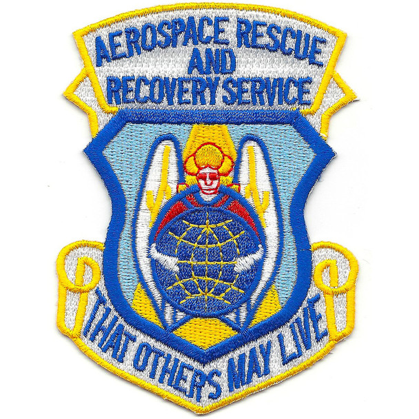 Aerospace Rescue and Recovery Service Patch