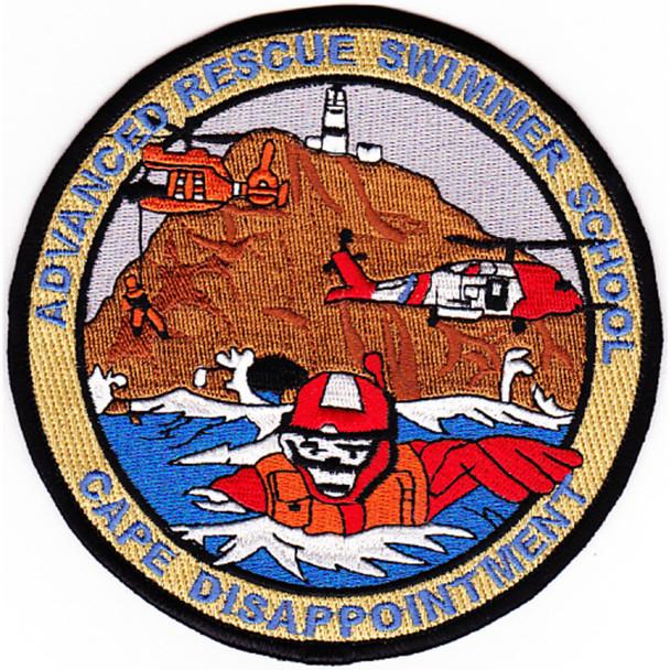 Advanced Rescue Swimmer School Patch