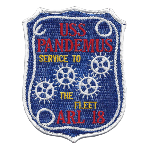 ARL-18 USS Pandemus Patch